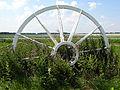 20140626 Kijk de tijd door Rob van den Broek tussen Meerkoetenweg en Meerkoetentocht Lelystad.jpg