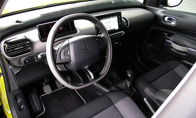 file 2014 citroen c4 cactus feel edition puretech e thp 110 interieur innenraum cockpit jpg. Black Bedroom Furniture Sets. Home Design Ideas