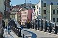 2014 Kłodzko, most żelazny 06.JPG