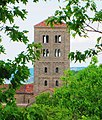 2014 The Cloisters seen from Linden Terrace Fort Tryon Park crop.jpg
