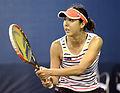 2014 US Open (Tennis) - Qualifying Rounds - Misa Eguchi (15057890842).jpg