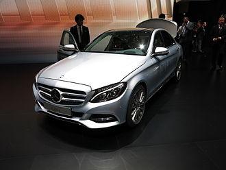 Mercedes-Benz C-Class (W205) - C 350 e Plug-in Hybrid