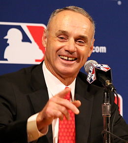 2015 -WinterMeetings- Rob Manfred (22985699933) (cropped).jpg