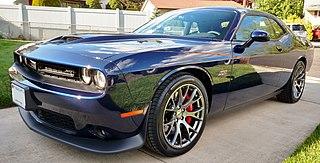 Dodge Challenger Motor vehicle