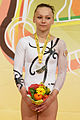 2015 European Artistic Gymnastics Championships - Vault - Medalists 17.jpg