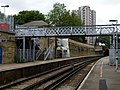 2015 London-Woolwich, Woolwich Dockyard railway station 22.JPG