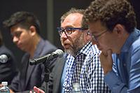 2015 Wikimania press conference-4.jpg