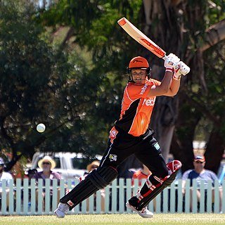 Suzie Bates New Zealand cricketer