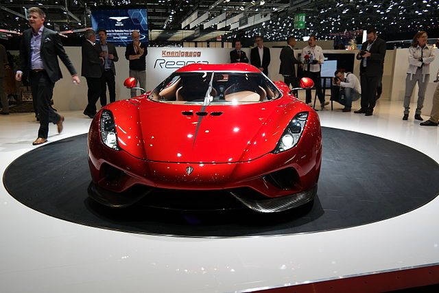 Koenigsegg Regera Hybrid Supercar. Hire a Supercar at PB Supercars