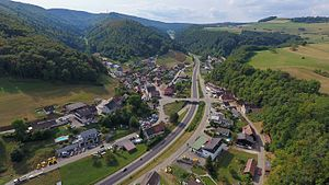 Bargen, Schaffhausen - Image: 2016 09 02 15 47 45 663.8 Switzerland Kanton Schaffhausen Bargen SH Bargen SH