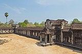 2016 Angkor, Angkor Wat, Główna świątynia (10).jpg