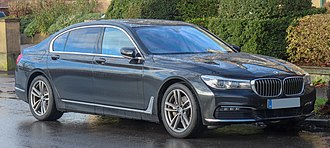 BMW 7 Series - BMW 730Ld (G12)