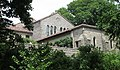 2017 The Cloisters Bonnefont and Trie Cloisters from Fort Tryon Park.jpg