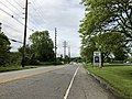 2018-05-28 15 59 13 View west along Monmouth County Route 537 (Eatontown Boulevard) just east of Crescent Place in Oceanport, Monmouth County, New Jersey.jpg