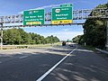 2018-07-31 08 52 35 View west along Interstate 80 and north along U.S. Route 206 just east of Exit 25 (U.S. Route 206 NORTH, Stanhope, Newton) in Mount Olive Township, Morris County, New Jersey.jpg