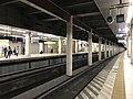 201801 Shinkansen Platform of Ueno Station.jpg