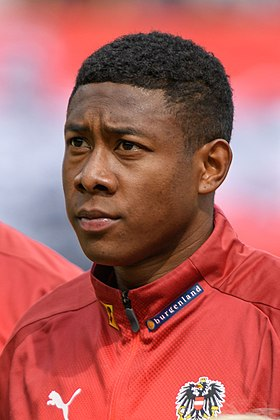 Image illustrative de l'article David Alaba