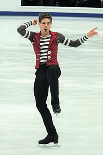 Valtter Virtanen Finnish figure skater