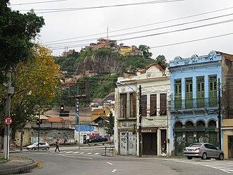 Santo Cristo, Rio de Janeiro - Image: 2018 Rio de Janeiro Morro da Providência, Santo Cristo