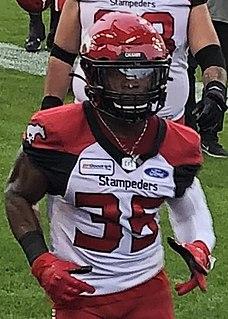KaDeem Carey American football running back