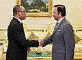 2019-07-03 Dionísio Babo and Sultan Hassanal Bolkiah.jpg