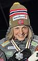 20190228 FIS NWSC Seefeld Medal Ceremony Team Norway 850 5886 Astrid Jacobsen 002.jpg