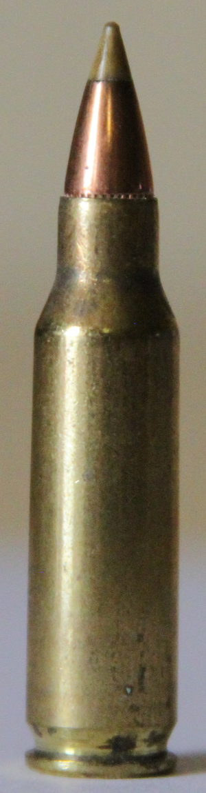 .221 Remington Fireball - Image: 221fireball
