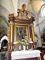 250513 Altar in the church of St. Florian in Koprzywnica - 12.jpg