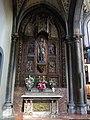 253 Església nova de Santo Tomás de Canterbury (Sabugo, Avilés), retaule del Carme.jpg
