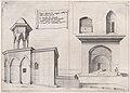 25th Plate, from Trattato delle Piante & Immagini de Sacri Edifizi di Terra Santa Met DP888538.jpg