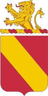 35th Field Artillery Regiment US military unit
