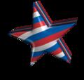 3D plastic russian star.png