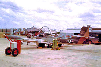 604th Special Operations Squadron - A-37A Dragonfly at Bien Hoa AB in 1968