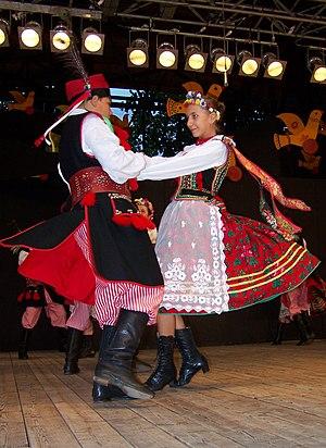 National costumes of Poland - Image: 43. TKB Pilsko z Żywca 04