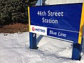 46th Street Light Rail station sign near sidewalk.jpg