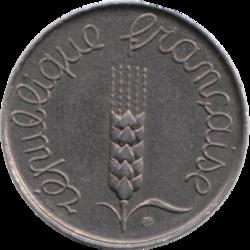 Пять сантимов Колос — Википедия