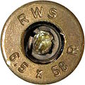 6,5 x 58 R Sauer & Sohn cartridge base.JPG