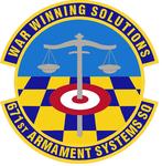 671 Armament Systems Sq emblem.png