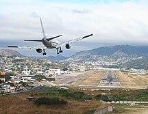 Sân bay quốc tế Toncontín