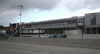 Delhaize Group - Delhaize distribution centre in Zellik