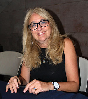 Ann Hood - Hood at the 2014 Brooklyn Book Festival