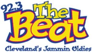 WKRK-FM - Logo as 92.3 The Beat