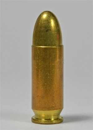 9×23mm Largo - Image: 9x 23mm Largo