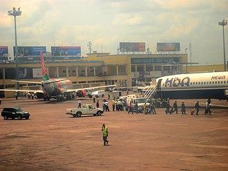 Аэропорт Нджили