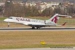 A7-AAM Bombardier BD-700-1A10 Global Express GLEX - QAF (16299185546).jpg
