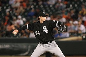 Image illustrative de l'article Saison 2008 des White Sox de Chicago