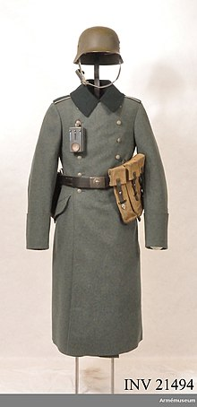 Uniforms Of The Heer 1935 1945 Wikipedia