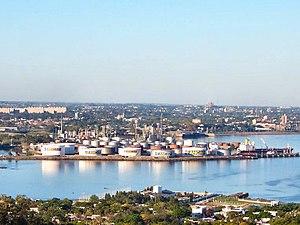 ANCAP (Uruguay) - The ANCAP refinery of Capurro