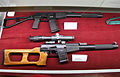 AS Val and VSS Vintorez at Tula State Museum of Weapons.jpg