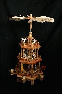 Kerstpiramide Wikipedia